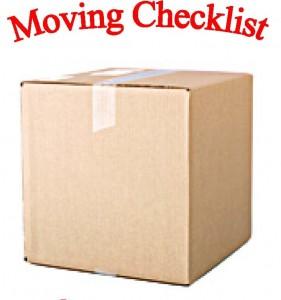Moving Checklist Logo