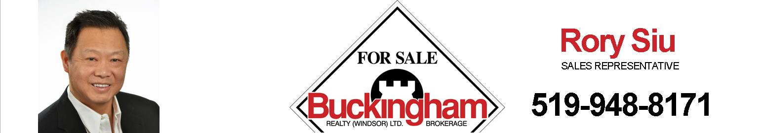 Rory Siu, Buckingham Realty